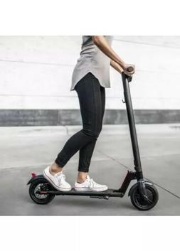 GOTRAX GXL Electric Folding Wheel Scooter Air Filled Tires B