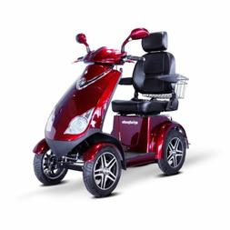 HIGH POWER eWheels EW-72 4-Wheel Electric Mobility Scooter 7