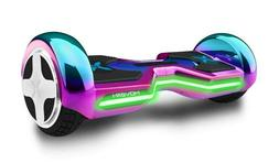 Hover-1 ECLIPSE Iridescent Electric Scooter - UL 2272 Certif
