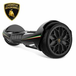 "Lamborghini Hoverboard, 6.5"" Off Road with UL2272 Certified"