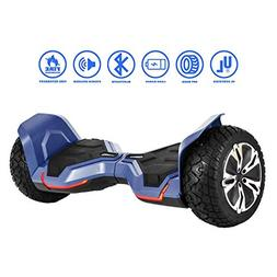 NHT Hoverboard - All Terrain Rugged 8.5 Inch Wheels Off-Road