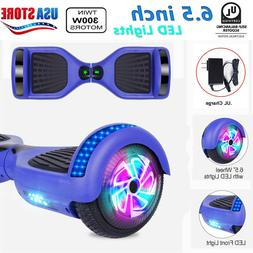 Hoverboard Kids Self Balancing 2 Wheels Scooter Running LED