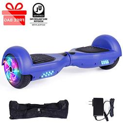 "EPCTEK 6.5"" Hoverboard Self Balancing Electric Scooter UL 22"