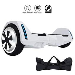 CXM Hoverboard UL 2272 Certified 6.5 inch Two Wheels Electri