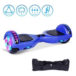 YHR Hoverboard UL 2272 Certified Two Wheel Electric Scooter