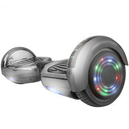 """WorryFree Gadgets Hoverboard UL2272 Certified 6.5"""" Flash Whe"""