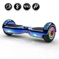 Hoverboard V800 - UL Certified Self Balancing Hover Board, 6