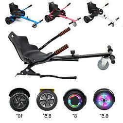 Hoverkart Electric Scooter Go-kart Conversion Kit Adjustable