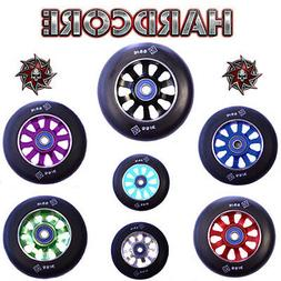 HPS 2 pro kick stunt scooter metal core wheels 10 spoke 100m