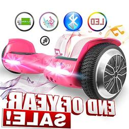 "Levit8ion ION 6.5"" Hoverboard - Self Balancing Scooter 2 Whe"