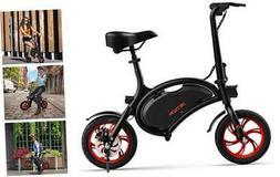 Jetson Bolt Folding E-Bike Full Throttle Electric Bicycle wi