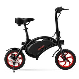 Jetson Bolt Folding Electric Scooter with Twist Throttle, Cr