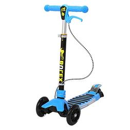 Kick Scooters for Kids, OUTAD Super-Tough 3 Wheel Kids Stunt