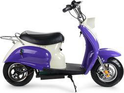 Kid E Scooter Mini Pit Bike 15mph Battery Powered Horn Headl