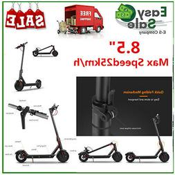 "KV986 8.5"" Electric Folding Kick Scooter 25km/h Economical S"