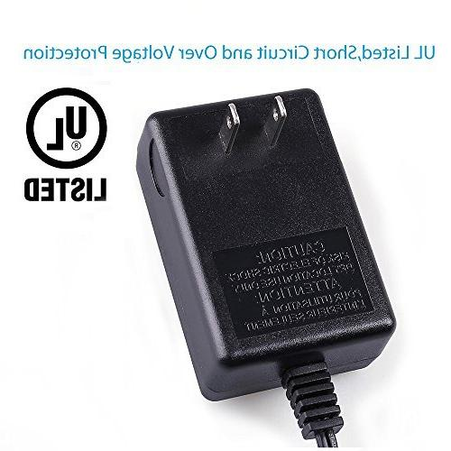 LotFancy 24V 0.6A Battery for Power Electric Scooter, Trikke E2, UL