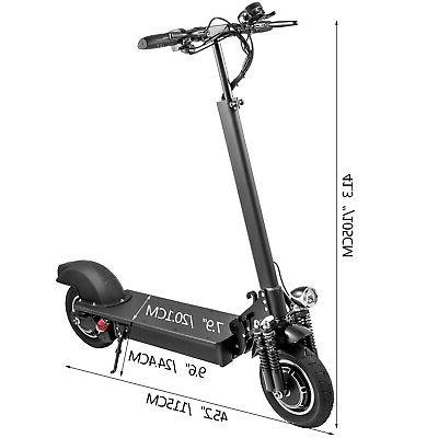 """10"""" Electric Scooter 26ah 50miles"""