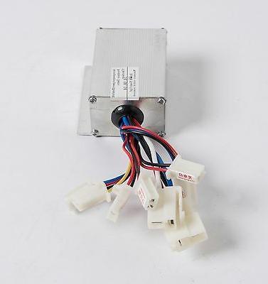 150W Electric Motor kit w Box+Twist Lock+Charger+Batteries