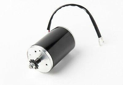 150W Scooter Electric w Sprocket+Speed Lock