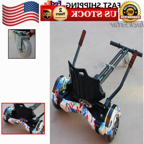 2019 adjustable hover go kart cart fit