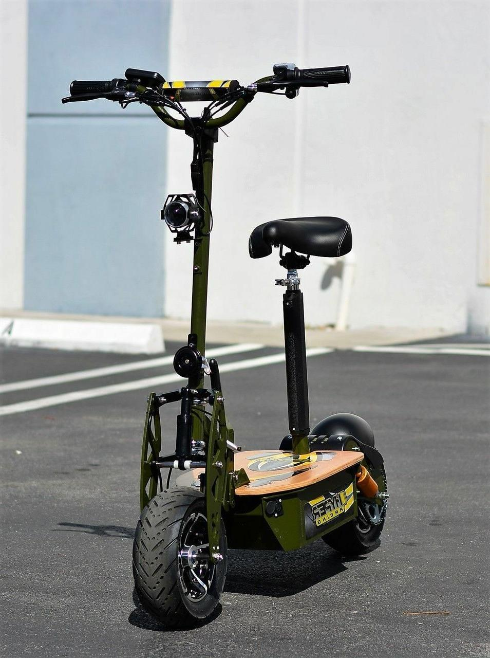 2019 electric scooter captain 2000w off road