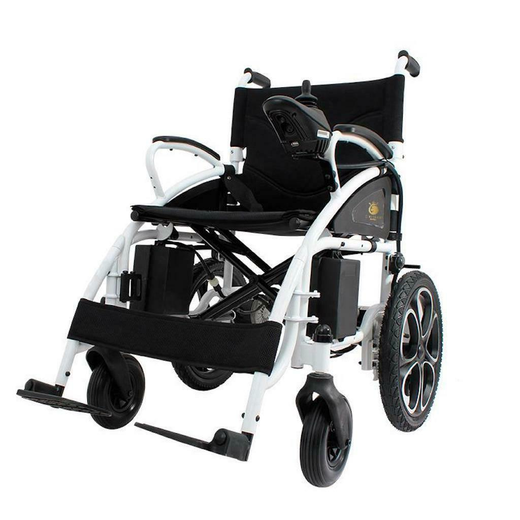 2019 FDA Friendly Lightweight Electric Wheelchairs