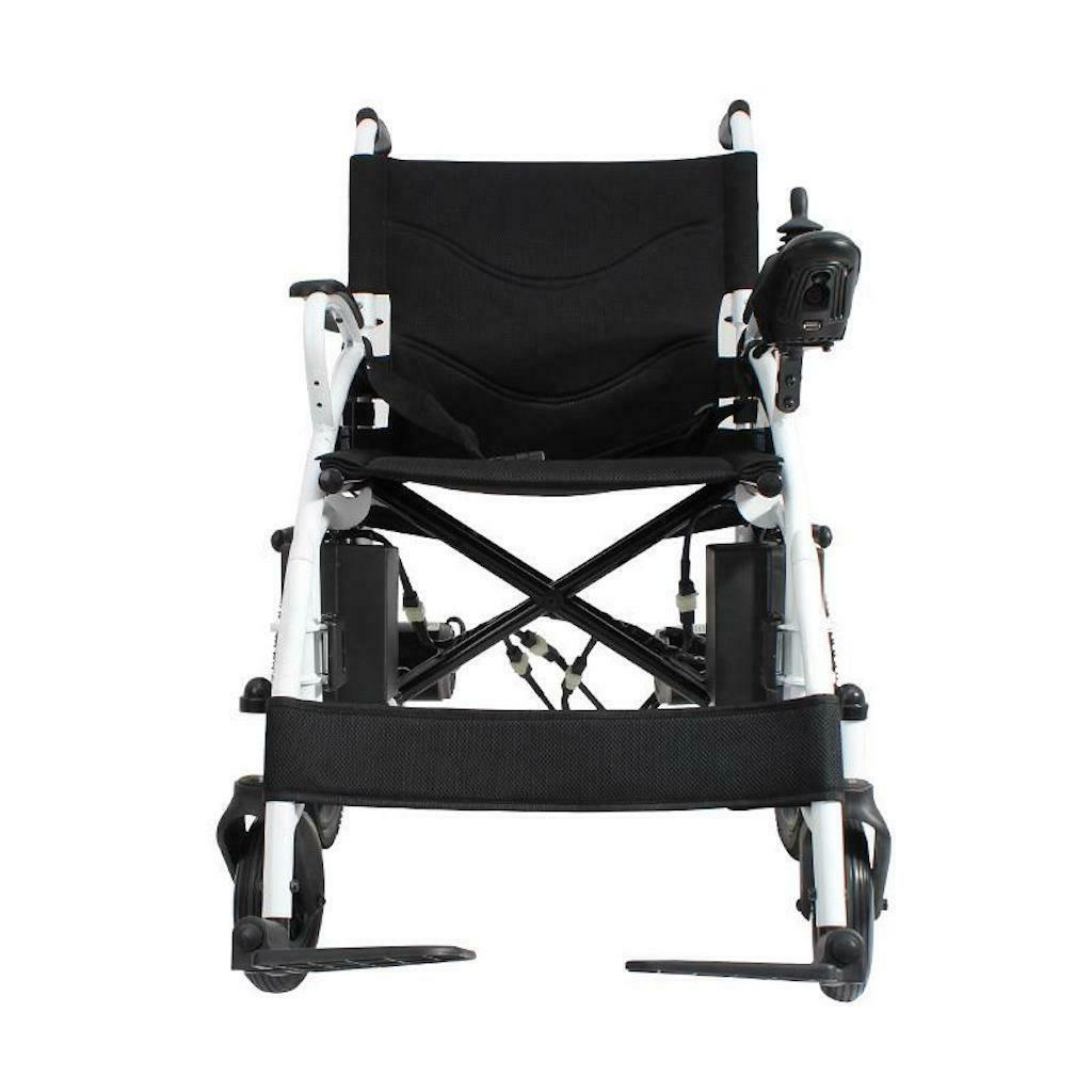 2019 Friendly Foldable Lightweight Electric Wheelchairs