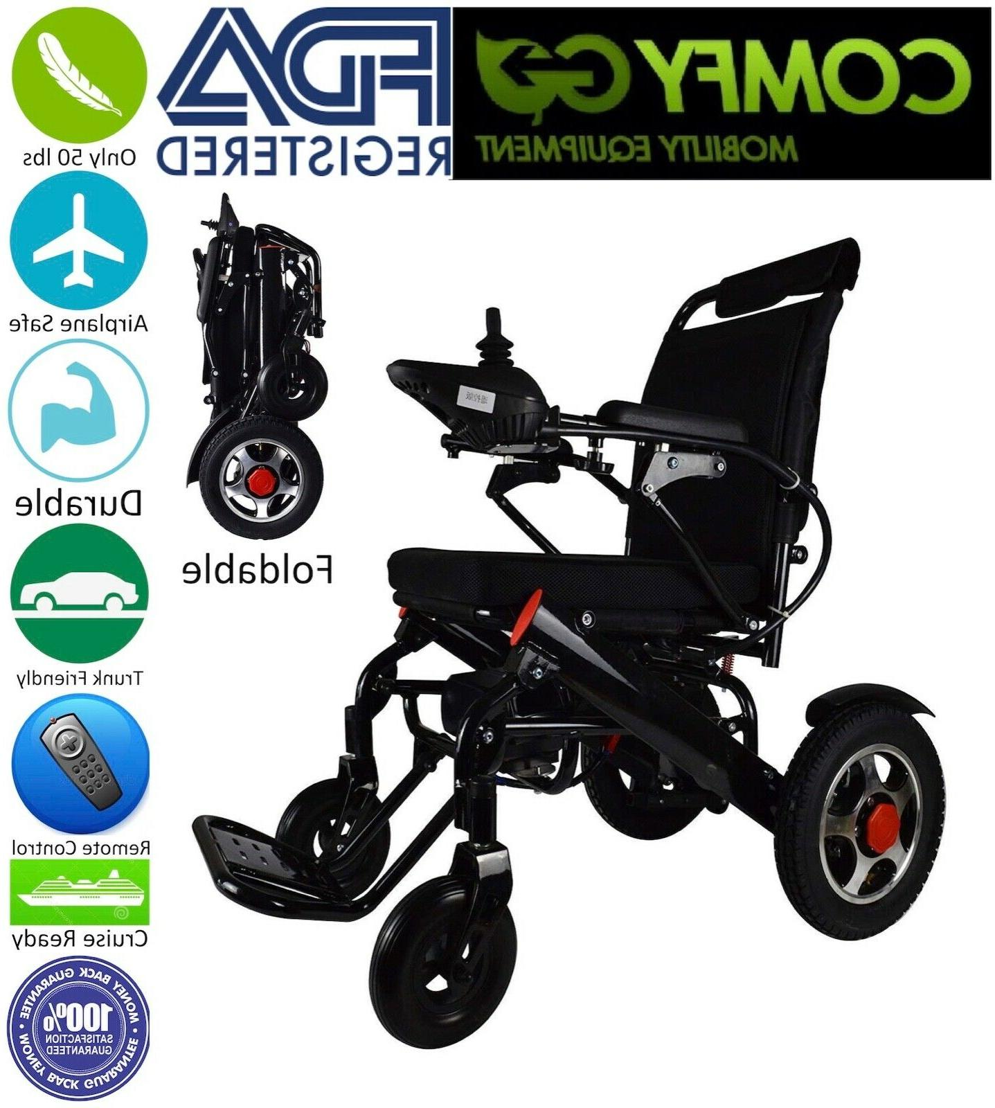 2019 fda approved transport friendly foldable lightweight