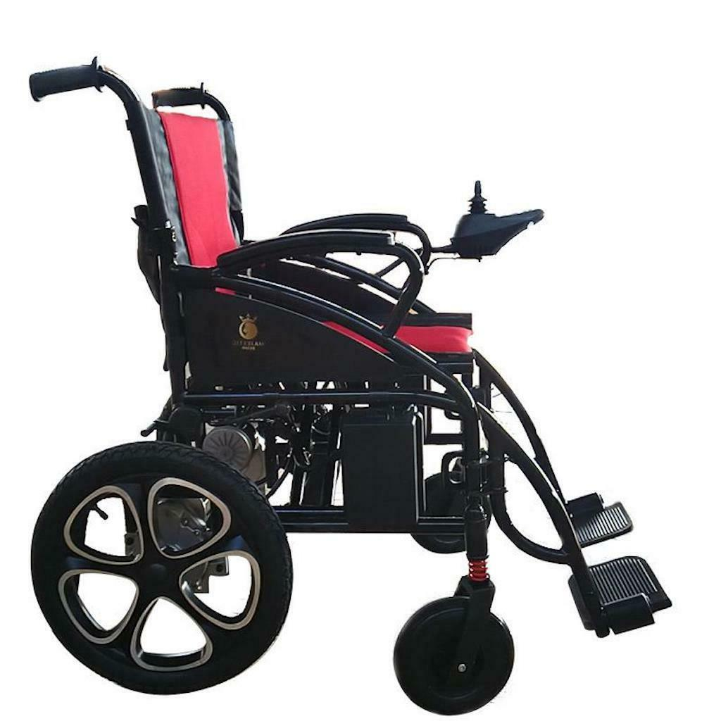 2019 Lithium Battery Fold'nGo Electric Wheelchairs