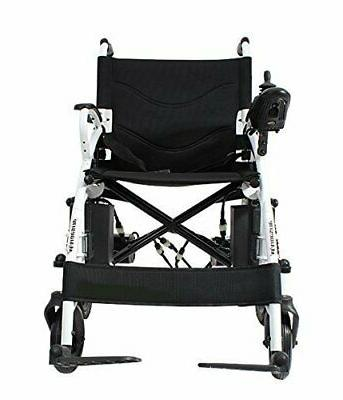 2019 UPDATED Wheelchair Foldable Electric