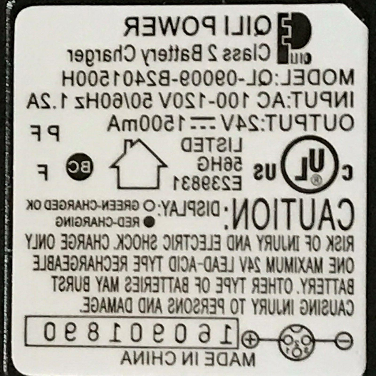 Razor 24 Volt - 1500mA for products