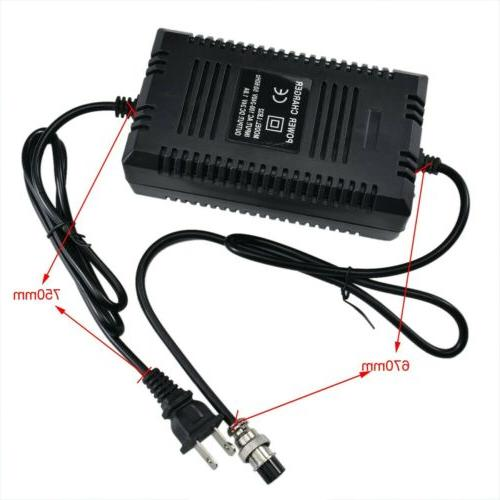 24v battery charger for electric scooter atv