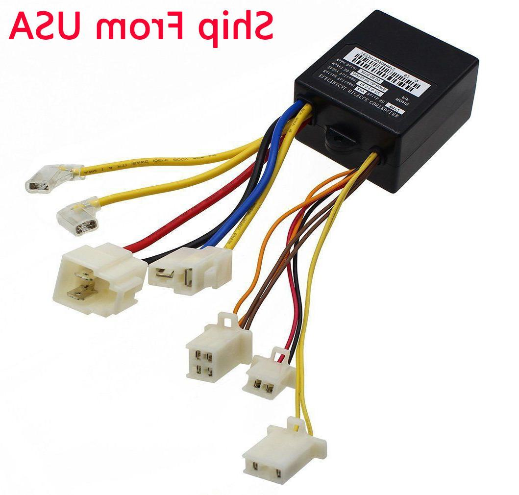 24v control module for razor electric scooter