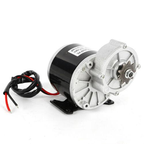 24V electric motor reduction for ebike 9T Sprocket Bikes Scooters New