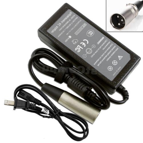 24v electric scooter battery charger for ezip