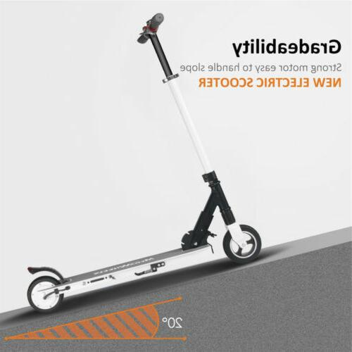 250W Folding Adult Stand Two Wheel T-Style