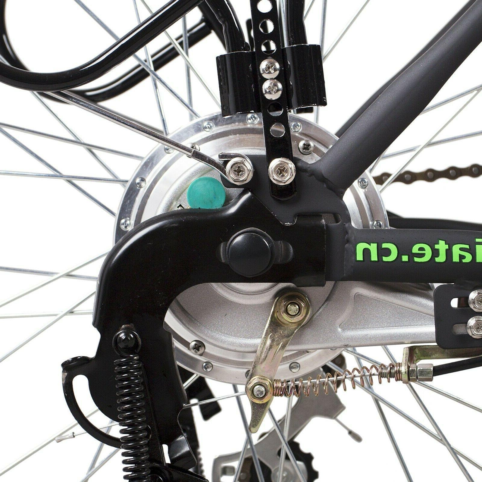 Basket Adult Bike Removable