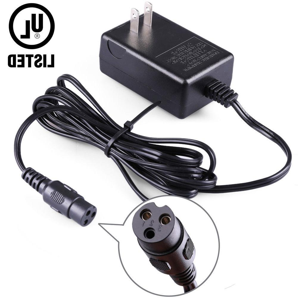 QILI 24V Charger for Razor E125 E150 Vapor