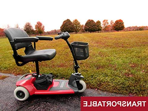 Travel 3-Wheel Mobility by