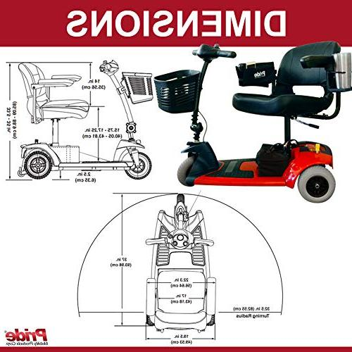 Travel Pro Mobility Scooter by