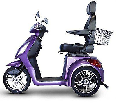 eWheels 3 Wheel Scooter, Electric, Fast, Mobility