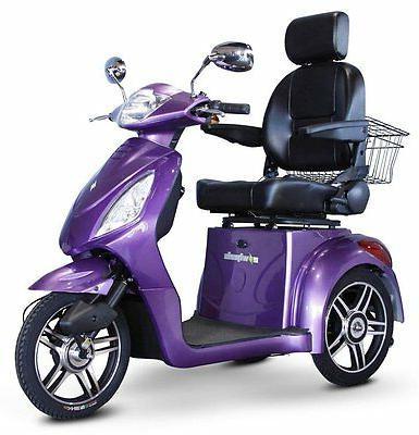 3 wheel power scooter ew 36 electric