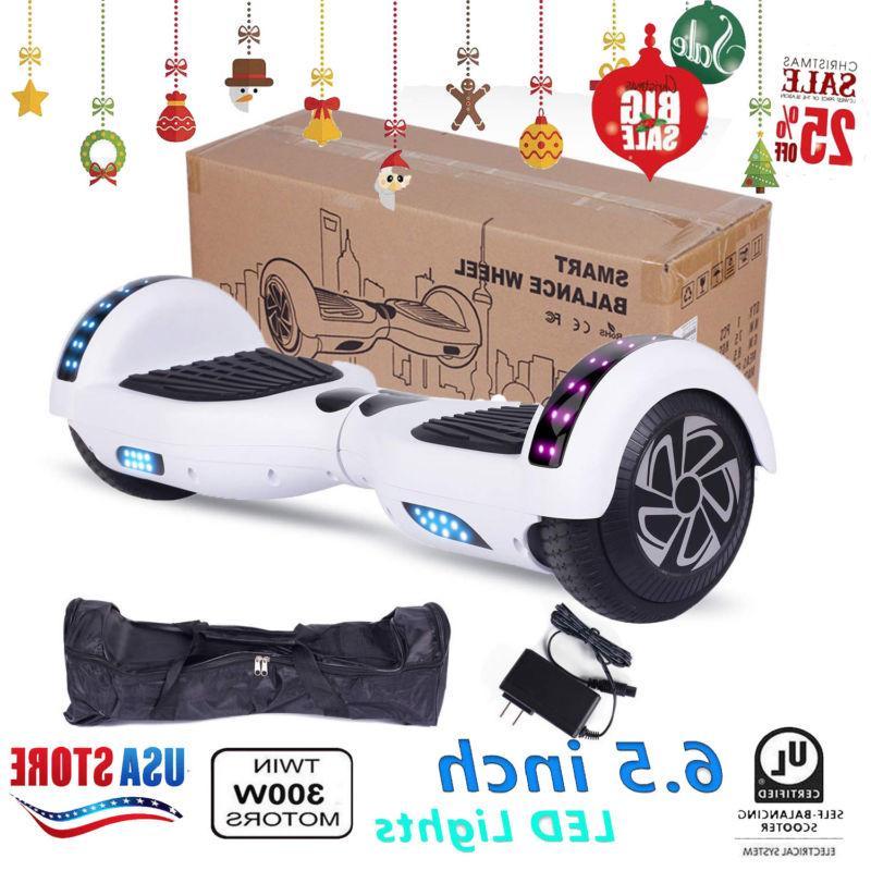 300w dual motors smart hoverboard 6 5