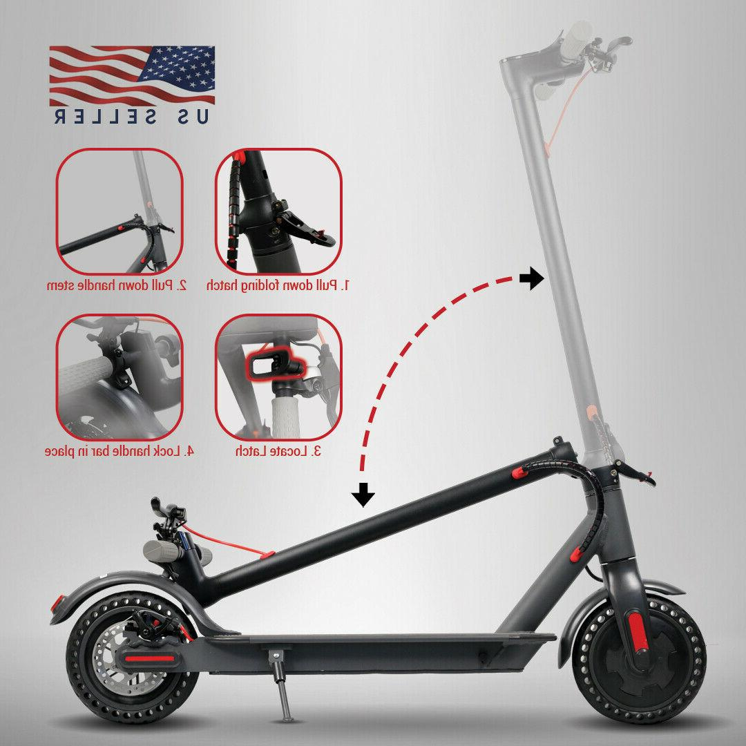 300W Electric Scooter LED Light LCD Dispaly S-T