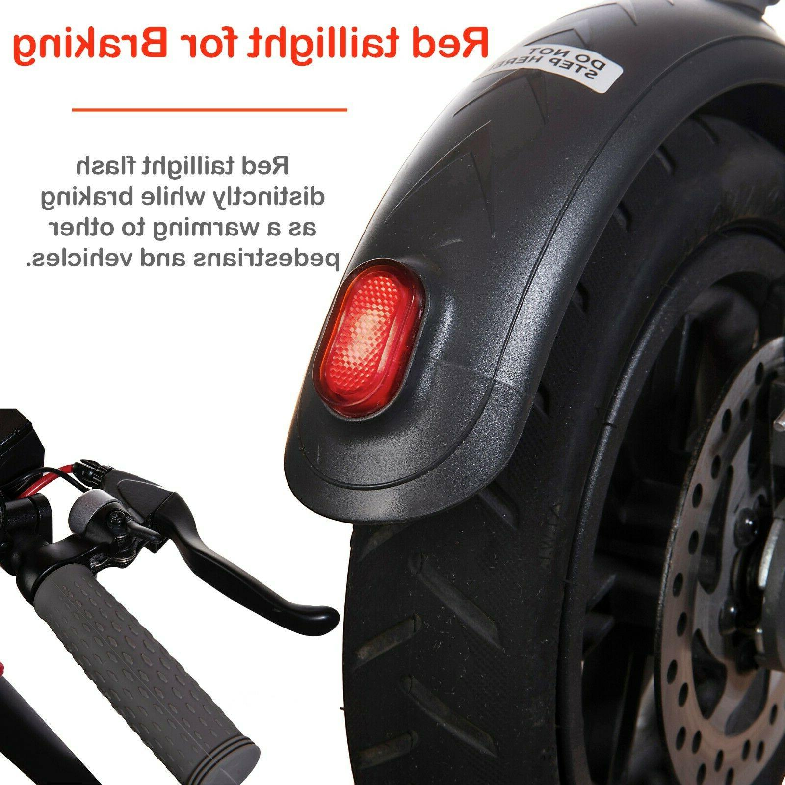 300W Electric Foldable Scooter, 15.8 Control