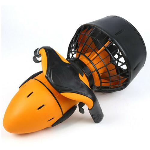 Hot Underwater Electric Sea Scooter Dual Speed Propeller Spo