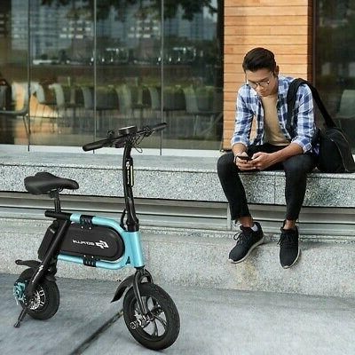 350 W High Speed Pedal-free Folding Adult Electric Scooter S