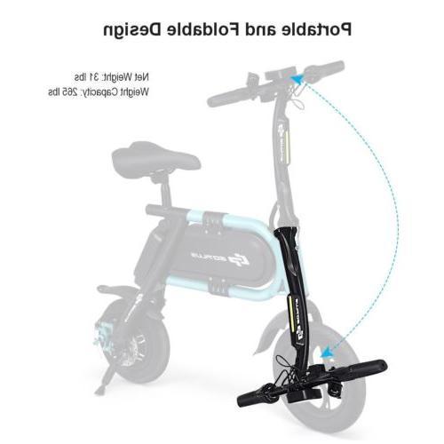 350 W Pedal-free Folding Electric Gift