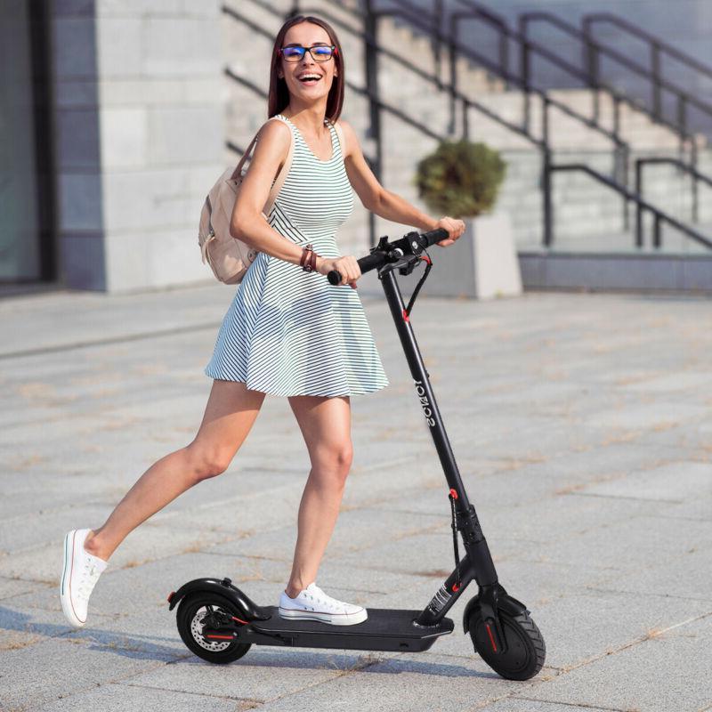 "350W 8.5"" Foldable Wheels Kick E-scooter"