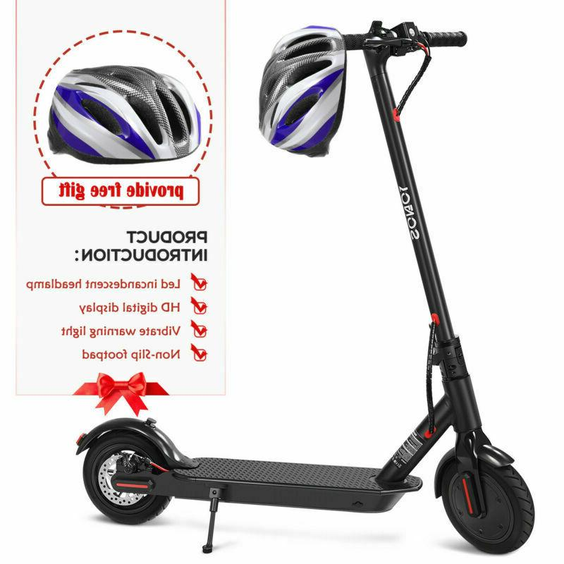 350W Wheels Electric Scooter Riding Kick E-scooter